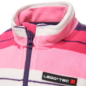 LEGO wear Stina 770 Fleece Cardigan Girl Pink